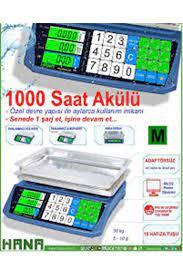 hana terazi Hana Hs-5500 Fiyat Hesaplamalı Elektronik Terazi (suya  Dayanıklı) (m Onaylı) Fiyatı, Yorumları - TRENDYOL