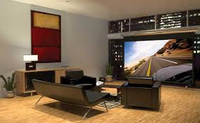 media room seating furniture. Comfy Media Room Seating Furniture With Black Color R