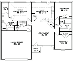 three bedroom house plan 3 bedroom floor plans 3 bedroom house plans one story perfect with