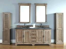 Rustic Bathroom Vanities Full Size Of Bathroom Bathroom Double