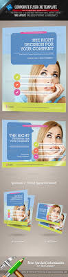 best images about brochures optician medical corporate flyer ad template info graphicriver net