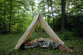 diy canvas tent themerrythought