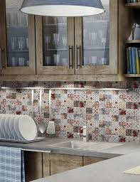 view in gallery patchwork backsplash country kitchen artistic tile 4 jpg