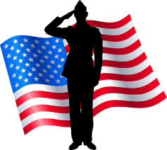 Image result for american flag veteran clip art