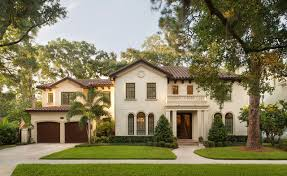 residential architectural photography. Tampa Residential Architecture Photography - September Builder Project Mediterranean-exterior Architectural R