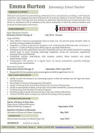 Format For Resume 2017 Elegant Best Resume Examples 2017 Awesome