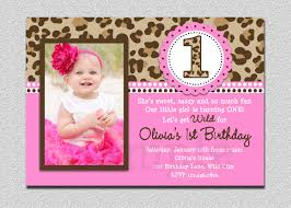 1st birthday invitations for the perfection of your idea in organizing your invitation bees more fun and special 9