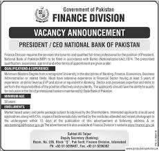finance division job president ceo national bank of  finance division job president ceo national bank of 19