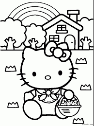 Small Picture 23 best Coloring pages images on Pinterest Drawings Hello kitty