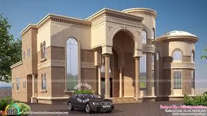 design style arabian style arabian model house elevation