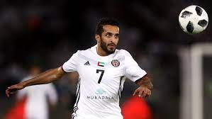 علي مبخوت يختار أفضل محترف في الدوري الإماراتي