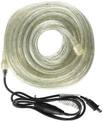 1 2 Inch Led Rope Light Cbconcept 120vlr50ft Red 50 Feet 120v 2 Wire 1 2 Inch Led Rope Light With 1 0 Inch Led Spacing