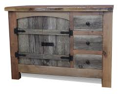 Real wood bathroom vanities Reclaimed We Can Make Rustic Bathroom Vanities In Variety Of Wood Types And Styles We Use Reclaimed Barn Wood Reclaimed Fence Wood Rustic Hickory Rustic Cedar Vienna Woodworks Rustic Bathroom Vanities Barn Wood Furniture Rustic Barnwood And