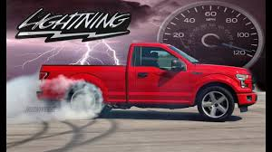 Ruining Tires With The Pioneer Ford-Built Ford Lightning [Shift ...
