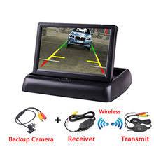 4,3-дюймовый TFT ЖК-<b>монитор для</b> автомобиля складной ...