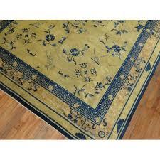 vintage chinese rug