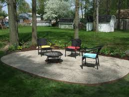 Gravel Patio | share