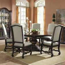 lovely round dining table with leaf 6 person round dining table round dining table dining table