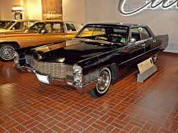 Museum Classic: 1965 Cadillac Sedan DeVille–Nothing Missing but ...