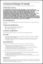 Construction Operation Manager Resume Manager Template Operations Manager Template Technical