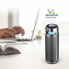 Michelin ML-19] Máy lọc không khí và khử mùi xe ô tô