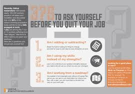 3 questions to ask yourself before you quit your job 3 questions to ask yourself before you quit your job infographic