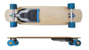 The Mellow Drive Uses Tesla Style Batteries To Convert Any Skateboard Into An Electric Cruiser Спорт