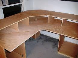 office desk plans. Diy L Shaped Office Desk Plan How To Build Plans T