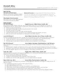 Professional Athlete Resume Example Best Of Social Media Resume Example Lespa