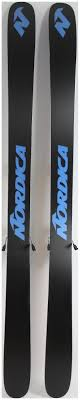 Nordica Enforcer 110 Size Chart 2020 Nordica Enforcer 104 Free Skis With Marker Griffon Demo Bindings Used Demo Skis 191cm