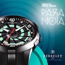 Обзор. <b>Мужские часы Perrelet</b> Turbine XL Paranoia — блог AllTime ...
