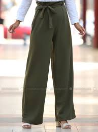 Basket Pant Design Khaki Pants