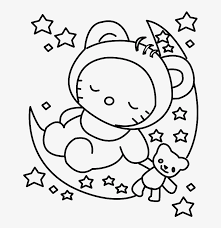 See more ideas about hello kitty coloring, hello kitty colouring pages, kitty coloring. Hello Kitty Sleeping Colouring Pages Baby Hello Kitty Coloring Pages 700x893 Png Download Pngkit
