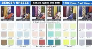 Berger Paint Chart 33 Qualified Berger Paints Colour Shades