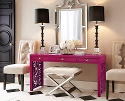 pink office desk. Contemporary Hot Pink Office Desk A