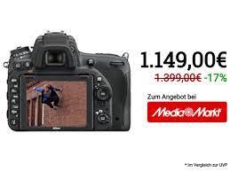 Canon EOS 6D Mark II: Profi-DSLR bei Saturn für 60 Minuten 600 Euro  günstiger