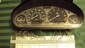 william's ev bimmer 325i 1992 bmw 325i instrument cluster 1 0 94 bmw 325i radio wiring diagram 94 Bmw 325is Wiring Diagram #47