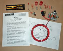 hotrod md jim clark installing a battery disconnect wiring diagram supplied in the kit shows how everything should be connected the kit places a disconnect solenoid in the hot lead from the battery to the