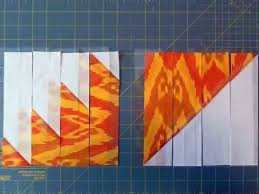Delectable Mountain Quilt Block Layout - YouTube & Delectable Mountain Quilt Block Layout Adamdwight.com