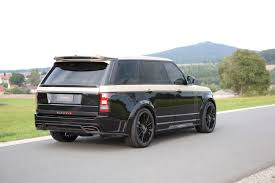 Official: Mansory Range Rover Autobiography LWB - GTspirit