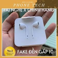 Tai Nghe Apple Chính Hãng Có Dây Dành Cho Iphone 7 đến Iphone 12 pro, Âm  Thanh Đỉnh, Bass Hay tại Hà Nội
