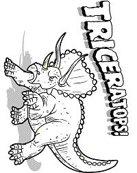 Disegni Da Colorare Dinosauro Angry