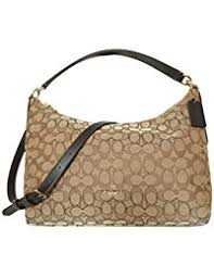 Outline Signature East West Celeste Convertible Hobo F58284