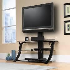 Sauder Tv Cabinet Sauder Select Veer Tv Stand With Mount 413906 Sauder