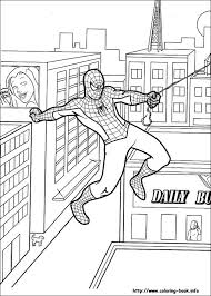 Spiderman_48 spiderman coloring pages on coloring book info on spider man images coloring pages