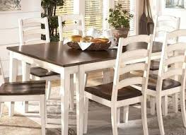 cool dining room tables. Two Tone Dining Room Set Cool With Contemporary Chairs Wood . Tables