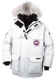 Mens Canada Goose Heli-Arctic Parka LightGrey