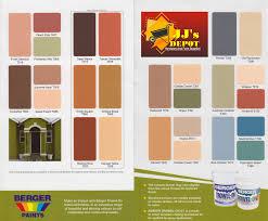 Berger Paint Chart Berger Trowel On Textured Finish Jjs Depot