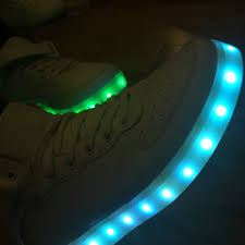Nike Led Light Up Shoes Light Up Led Shoes Color White Size 9 5 Products In
