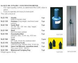 S E M B A D A Dynamic Cone Penetrometer